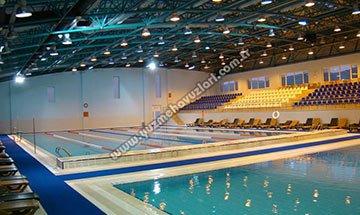 İnönü Üniversitesi Olimpik Açık ve Kapalı Yüzme Havuzu